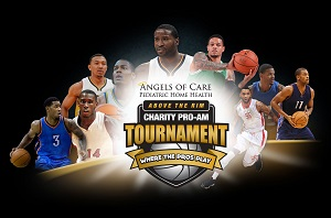 Angels of Care Charity Basketball
