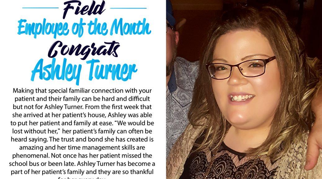 Ashley Turner - Private Duty Nurse